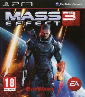 Echanger le jeu Mass Effect 3 sur PS3