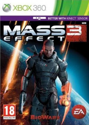 Echanger le jeu Mass Effect 3 sur Xbox 360
