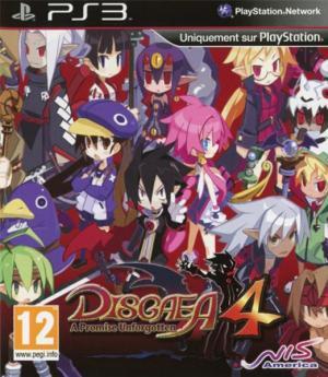 Echanger le jeu Disgaea 4 sur PS3