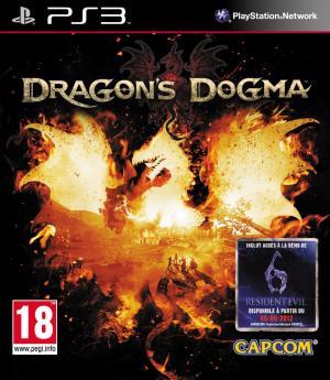 Echanger le jeu Dragon's Dogma sur PS3
