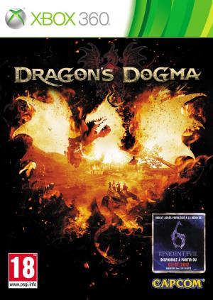 Echanger le jeu Dragon's Dogma sur Xbox 360