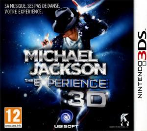 Echanger le jeu Michael Jackson : The Experience  sur 3DS
