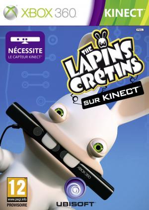 Echanger le jeu Les Lapins Crétins Partent en Live sur Xbox 360