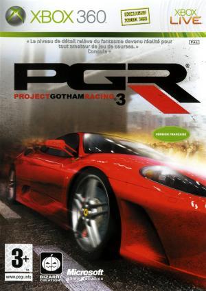 Echanger le jeu Project Gotham Racing 3 sur Xbox 360