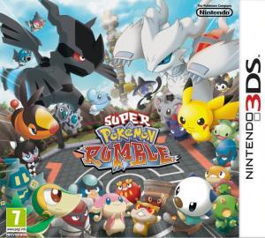 Echanger le jeu Super Pokemon Rumble sur 3DS