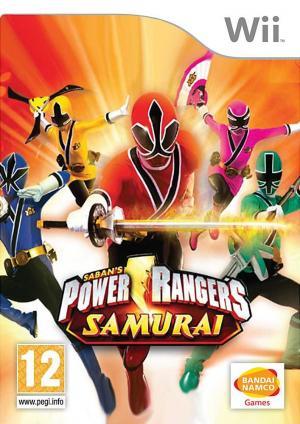 Echanger le jeu Power Rangers Samurai sur Wii