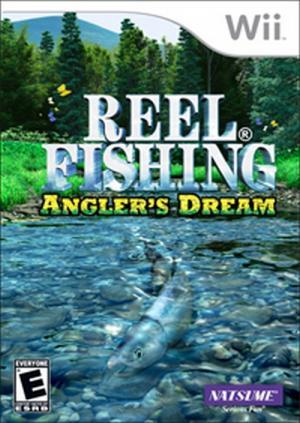 Echanger le jeu Reel Fishing Angler's dream sur Wii