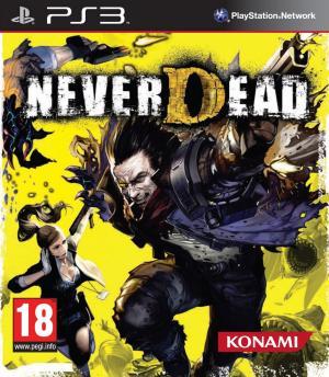 Echanger le jeu NeverDead sur PS3