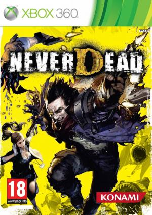 Echanger le jeu NeverDead sur Xbox 360