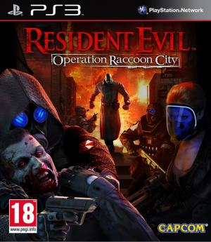 Resident Evil - Operation Raccoon City - PlayStation 3