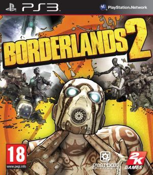 Echanger le jeu Borderlands 2 sur PS3