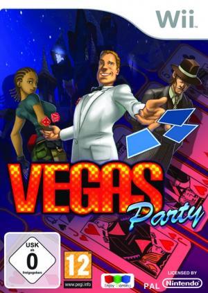 Echanger le jeu Vegas Party sur Wii