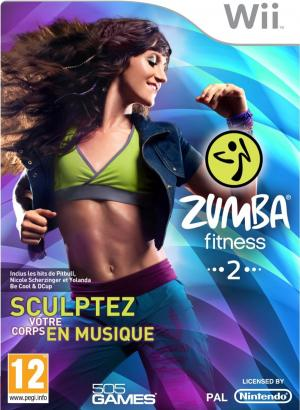 Echanger le jeu Zumba Fitness 2 sur Wii
