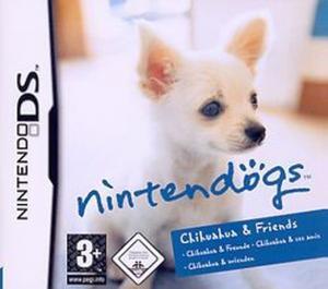 Echanger le jeu Nintendogs : Chihuahua & ses Amis sur Ds