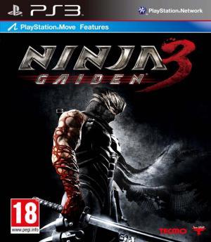 Echanger le jeu Ninja Gaiden 3 sur PS3
