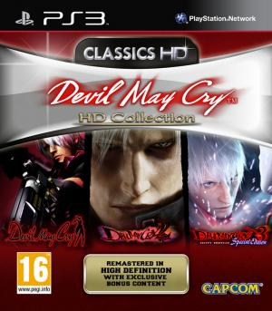 Echanger le jeu Devil May Cry HD Collection sur PS3