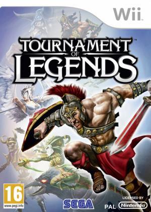 Echanger le jeu Tournament of legends sur Wii