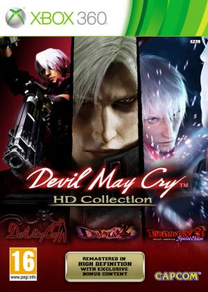 Echanger le jeu Devil May Cry HD Collection sur Xbox 360