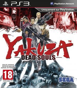 Echanger le jeu Yakuza : Dead Souls sur PS3