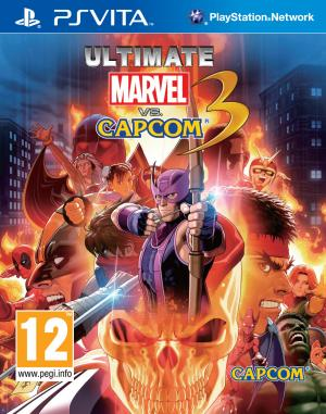 Echanger le jeu Ultimate Marvel Vs Capcom 3  sur PS Vita