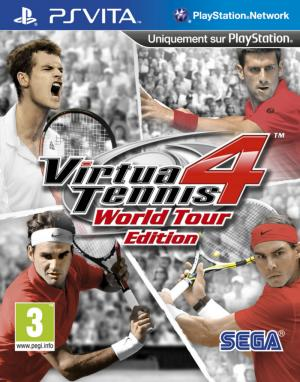 Echanger le jeu Virtua Tennis 4 World Tour  sur PS Vita