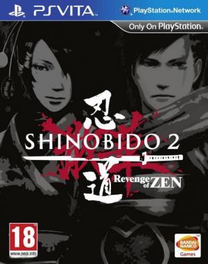 Echanger le jeu Shinobido 2 : Revenge of Zen sur PS Vita