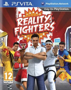 Echanger le jeu Reality Fighters  sur PS Vita