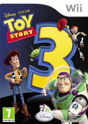 Echanger le jeu Toy Story 3 sur Wii