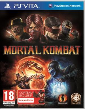 Echanger le jeu Mortal Kombat sur PS Vita