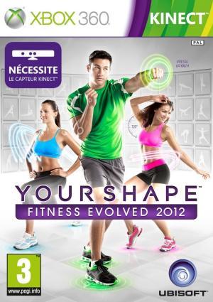 Echanger le jeu Your Shape : Fitness Evolved 2012 sur Xbox 360