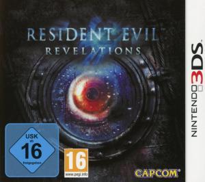 Echanger le jeu Resident Evil : Revelations sur 3DS