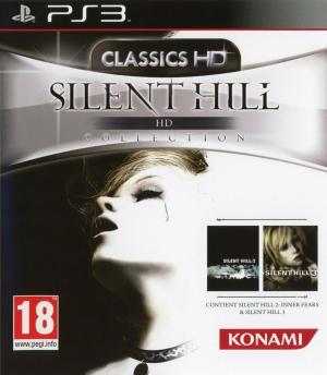 Echanger le jeu Silent Hill HD Collection sur PS3