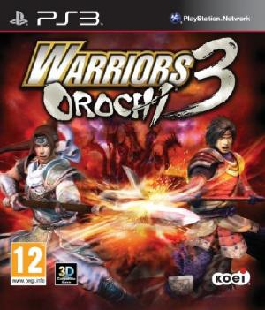 Echanger le jeu Warriors Orochi 3 sur PS3