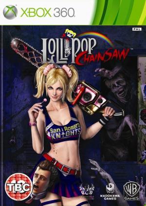 Echanger le jeu Lollipop Chainsaw sur Xbox 360