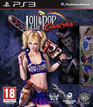 Echanger le jeu Lollipop Chainsaw  sur PS3