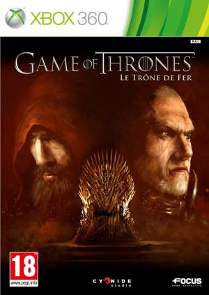 Echanger le jeu Game of Thrones sur Xbox 360