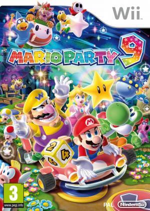 Echanger le jeu Mario Party 9 sur Wii
