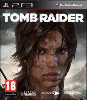 Echanger le jeu Tomb Raider sur PS3