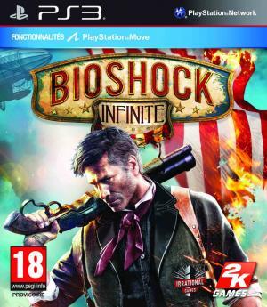 Echanger le jeu Bioshock Infinite sur PS3