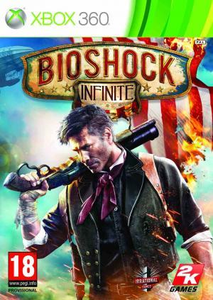 Echanger le jeu Bioshock Infinite sur Xbox 360