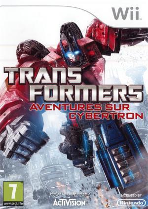 Echanger le jeu Transformers, la guerre pour Cybertron sur Wii