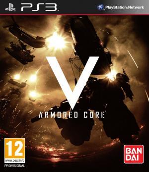 Echanger le jeu Armored Core V sur PS3