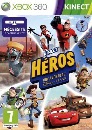 Echanger le jeu Kinect Héros : Une Aventure Disney-Pixar sur Xbox 360