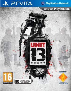 Echanger le jeu Unit 13 sur PS Vita