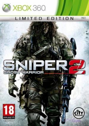 Echanger le jeu Sniper Ghost Warrior 2 sur Xbox 360