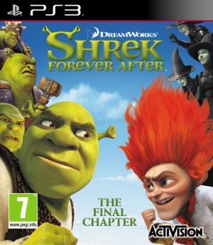 Echanger le jeu Shrek 4 : il était une fin sur PS3