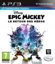 Echanger le jeu Epic Mickey : Le Retour des Héros sur PS3