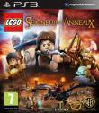 Echanger le jeu Lego Le Seigneur des Anneaux sur PS3