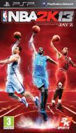 Echanger le jeu NBA 2K13 sur PSP