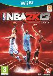 NBA 2K13La licence NBA 2K sera de retour avec une édition 2013 sur WIi U, maintenant prévue pour le 5 octobre prochain en Europe ! Cette année, ce n'est pa